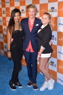 Cody Simpson, Alli Simpson, and Jessica Jarrell