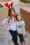 G Hannelius is part of Madison High!