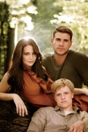 Hunger Games Cast by Vanity Fair