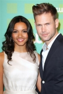 Jessica Lucas and Matt Davis