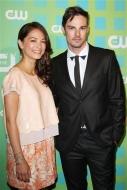 Kristin Kreuk and Jay Ryan