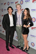 BooBoo Stewart, Kenton Duty and Fivel Stewart
