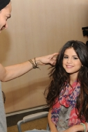 Selena Gomez shoots an ad campaign for Dream Out Loud!