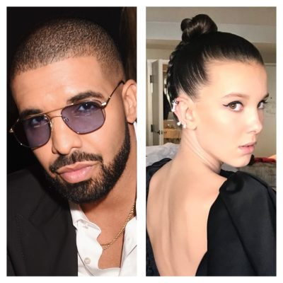 Drake and Millie Bobby Brown