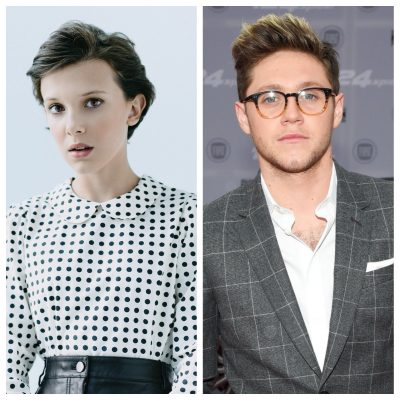 Millie Bobby Brown - Nial Horan