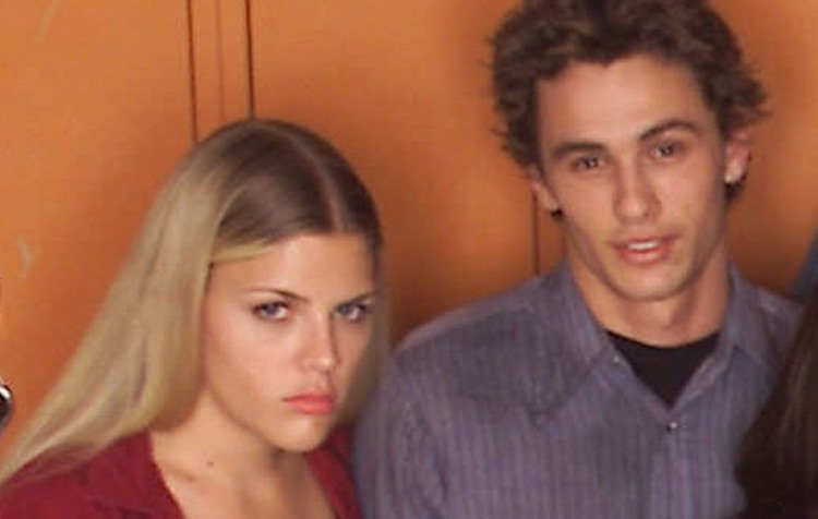 Busy Philipps and James Franco Freaks and Geeks