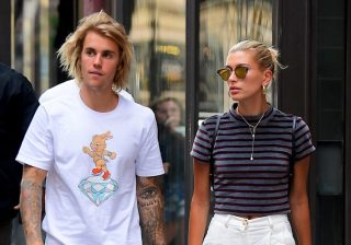 Justin Bieber And Hailey Baldwin 2 Popstar