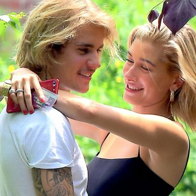 Justin Bieber and Hailey Baldwin Thumbnail