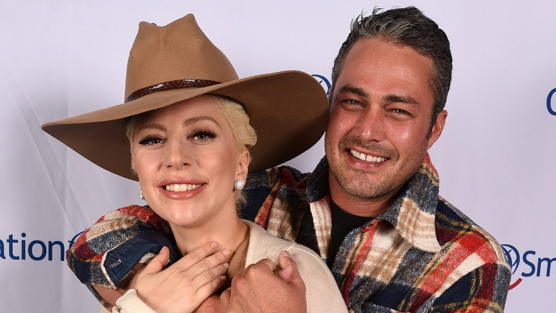 Is lady gaga still dating chicago fire actor