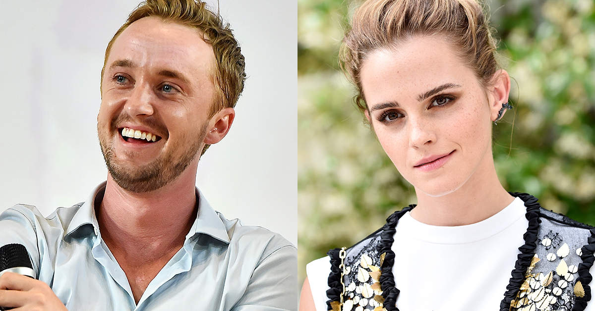 Fans Think Tom Felton And Emma Watson Are Dating Popstar