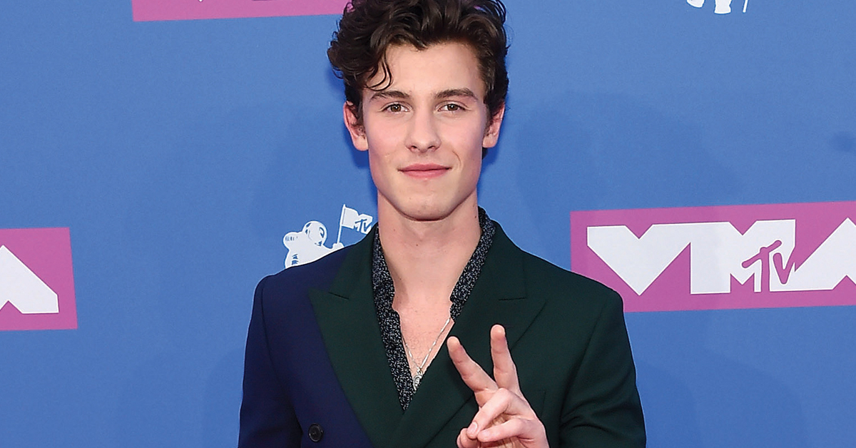 Here's What Shawn Mendes Told A Fan When Asked If He Was In