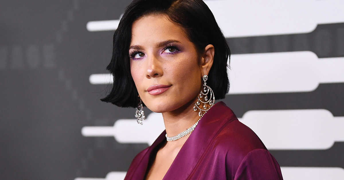 Halsey On How Changing Her Name Helped Her Overcome The ...
